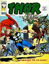 Thor (Vol.2) -20- ¡Midgard en llamas!