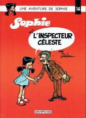 Sophie (Jidéhem) -14a1984- Sophie et l'inspecteur Céleste