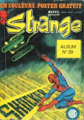 Strange -Rec039- Album N°39 (du n°116 au n°118)