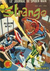 Strange -Rec047- Album N°47 (du n°140 au n°142)