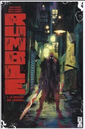 Rumble -1- La Couleur des ténèbres