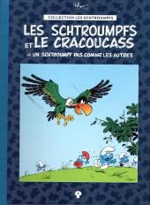 Les schtroumpfs - La collection (Hachette) -6- Les schtroumpfs et le cracoucass