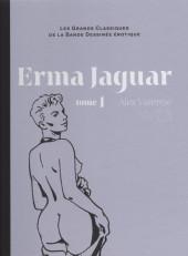 Les grands Classiques de la Bande Dessinée érotique - La Collection -37- Erma Jaguar - tome 1