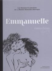 Les grands Classiques de la Bande Dessinée érotique - La Collection -25- Emmanuelle