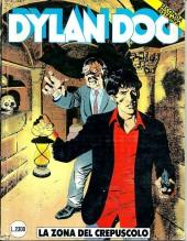 Dylan Dog (en italien) -7- La zona del crepuscolo