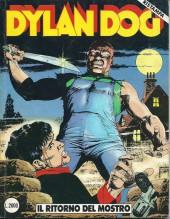 Dylan Dog (en italien) -8- Il ritorno del mostro