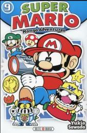 Super Mario - Manga Adventures -9- Tome 9
