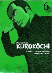 Inspecteur Kurokôchi -6- Tome 6