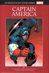 Marvel Comics : Le meilleur des Super-Héros - La collection (Hachette) -7- Captain America