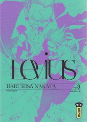 Levius -3- Tome 3