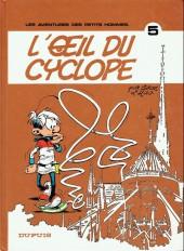 Les petits hommes -5c90- L'œil du cyclope