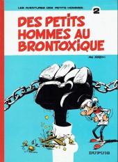 Les petits hommes -2a1990- Des petits hommes au brontoxique