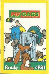 Boule et Bill -02- (Édition actuelle) -HS06- Pif gags
