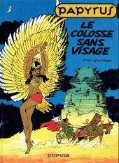 Papyrus -3c02- Le colosse sans visage