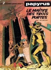Papyrus -2a1988- Le maître des trois portes