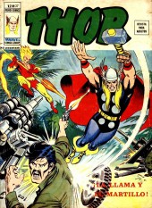 Thor (Vol.2) -27- ¡La llama y el martillo!
