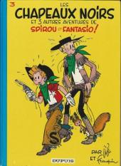 Spirou et Fantasio -3d75- Les chapeaux noirs