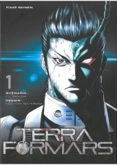 Terra formars -148hBD- Tome1