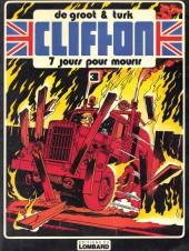 Clifton -3'- 7 jours pour mourir