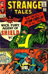 Strange Tales (Marvel - 1951) -135- Nick Fury, Agent of S.H.I.E.L.D