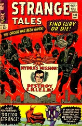 Strange Tales (Marvel - 1951) -136- Find Fury or Die!