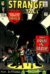 Strange Tales (Marvel - 1951) -137- The Price is... Earth!