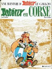 Astérix -20a86- Astérix en Corse