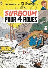 Gil Jourdan -6b83- Surboum pour 4 roues