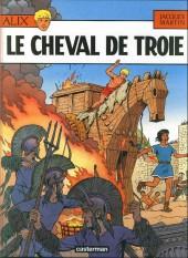Alix -19b2006- Le cheval de Troie