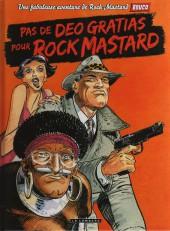 Rock Mastard -1c- Pas de Deo Gratias pour Rock Mastard