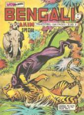 Bengali (Akim Spécial Hors-Série puis Akim Spécial puis) -65- Les quatres aventuriers