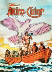 Akim-Color -129- Lutte sur la falaise