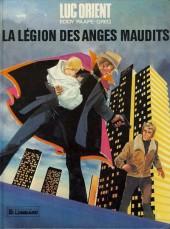 Luc Orient -8c- La légion des anges maudits