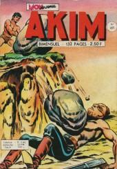 Akim (1re série) -437- l'homme sans visage