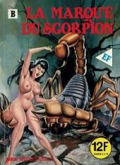 Série blanche (Elvifrance) -10- La marque du scorpion