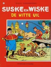 Suske en Wiske -134- De witte uil