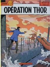 Lefranc -6a1982- Opération Thor