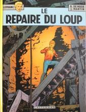 Lefranc -4b81- Le repaire du loup