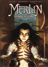 Merlin - La quête de l'épée -3a- Swerg le maudit