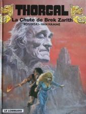 Thorgal -6c2000- La Chute de Brek Zarith