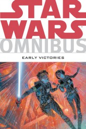 Couverture de Star Wars Omnibus (2006) -INT07- Early victories