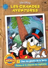 Les grandes aventures (Disney) -7- Chez les géants de la Terre