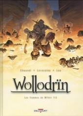 Wollodrïn -7- Les flammes de Wffnïr 1/2