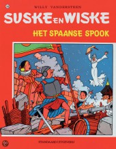 Suske en Wiske -1502- Het Spaanse spook