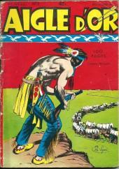 Aigle d'Or -8- Le trésor des Yumas