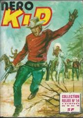 Néro Kid -Rec14- Collection Reliée N°14 (du n°53 au n°56)