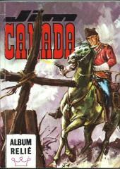 Jim Canada -Rec059- Album Relié N°59 (du n°293 au n°295)
