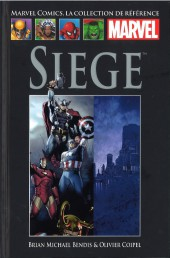 Marvel Comics - La collection (Hachette) -5658- Siege