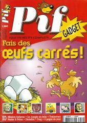 Pif (Gadget) nouvelle série -2- Pif et le perroquet qui parle
