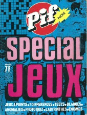 Pif Poche Spécial - Spécial jeux